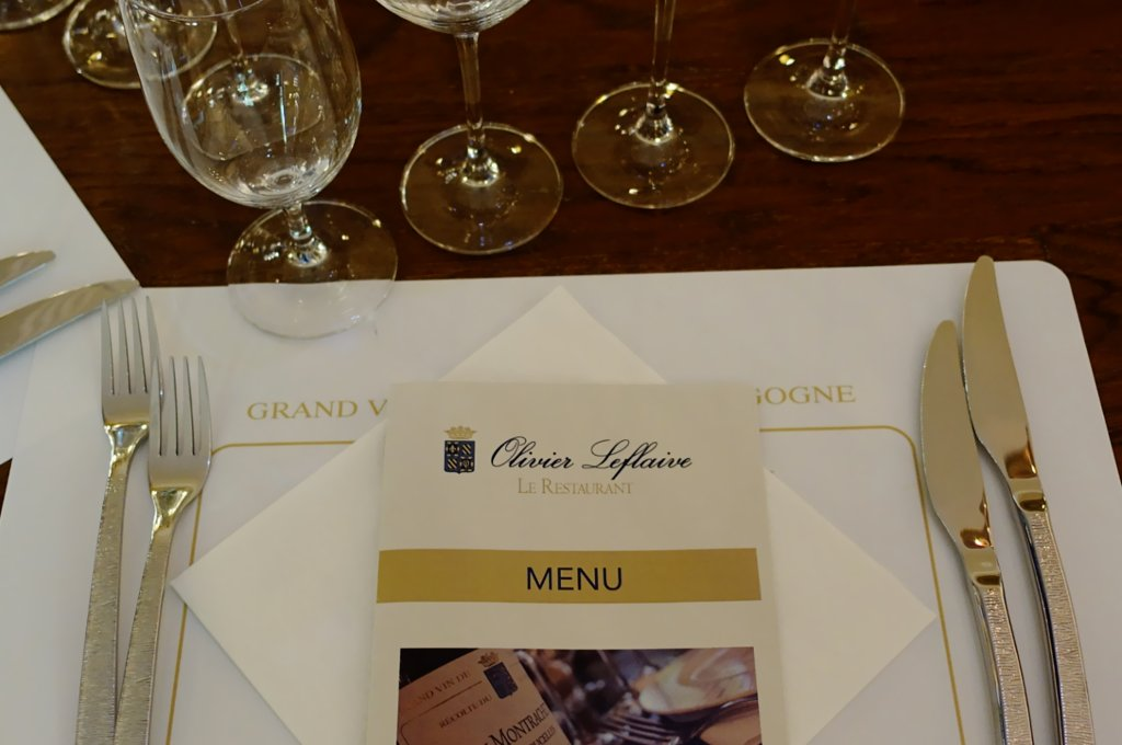 Burgundy itinerary - La table d olivier leflaive puligny montrachet ...